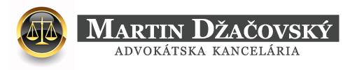 Martin Džačovský, advokátska kancelária